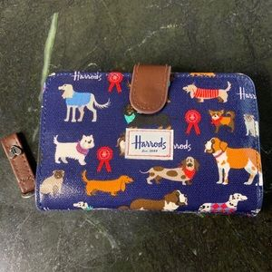 Harrods Dog Wallet